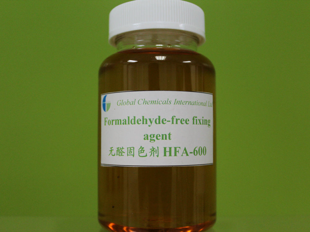 Alkali Resistance Cationic Formaldehyde-free Fixing Agent For Dyeing HFA