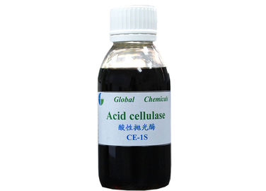 Enzyme acide de cellulase